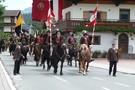 Antlassritt bei Alpenrose Brixen