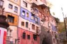 Das Hundertwasser Haus in Wien